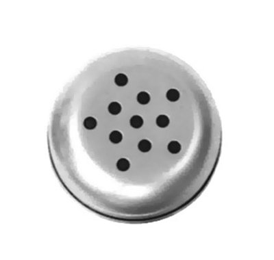 American Metalcraft 3306T Cheese Shaker Cover For 6 or 8-oz S