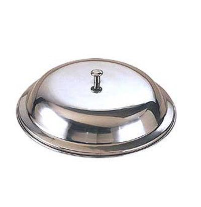 American Metalcraft 658C Bowl Cover Fits 6.5-in Round Plates & Bowls, Stainless
