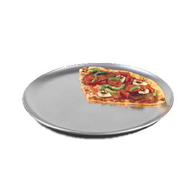 American Metalcraft CTP10 10-in Solid Pizza Pan, Coupe Style, Aluminum