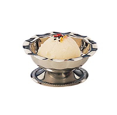 American Metalcraft 3500 Footed Sherbet Dish w/ 3.5-oz Capacity, Stainless