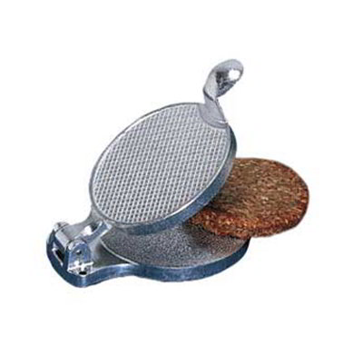 American Metalcraft HM475 4.5-in Hamburger Mold w/ 3-oz Capacity, Aluminum