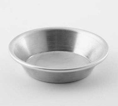 American Metalcraft 475 4-in Round Mini Pie Pan, Aluminum