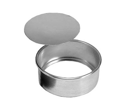 American Metalcraft RB3809 Removable Bottom Pan w/ Insert, 9x3-in, Straight Sided, Aluminum