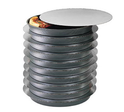 American Metalcraft 18918 18-in Round Pizza Separator, Aluminum