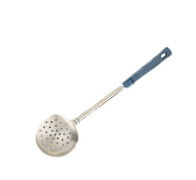 American Metalcraft SPNP8 4-in Ladle Style Perforated Bowl w/ 8-oz Capacity & Grip Handle, Blue