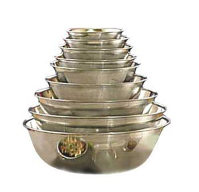 American Metalcraft SSB1300 16-in Mixing Bowl w/ 13-qt Capacity, Stainless