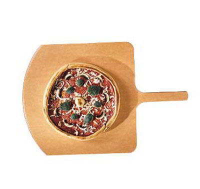 American Metalcraft MP1826 26-in Pizza Peel, 18x18-in, Pressed Wood