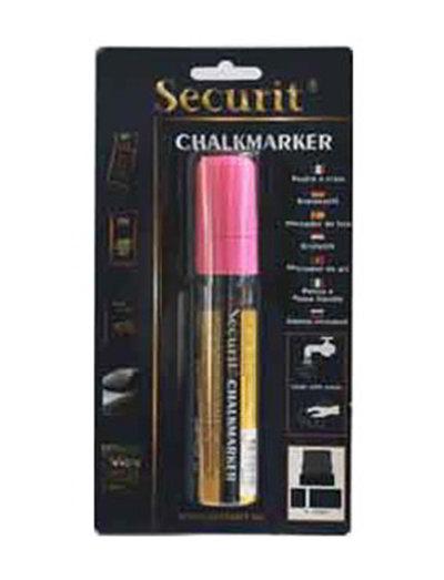 American Metalcraft BLSMA720PI Large Tip Chalk Marker, Pink