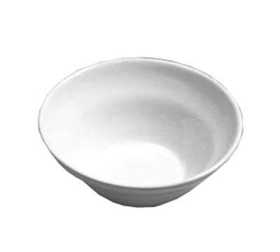American Metalcraft CER5 8.5-in Bowl w/ 40-oz Capacity, Ceramic/White