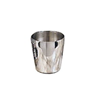 American Metalcraft CSJCUP Jigger Cap w/ 2.75-in Capacity, Mirror Finish, Stainless