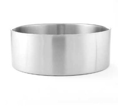 American Metalcraft DWB14 14-in Straight Sided Bowl, Stainless