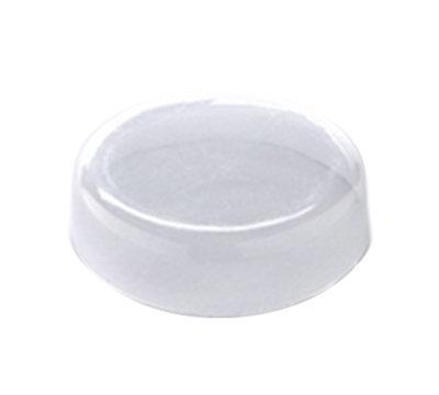 """American Metalcraft LGMB3 1-1/2"""" Round Milk Lid - (GMB3) Clear"""