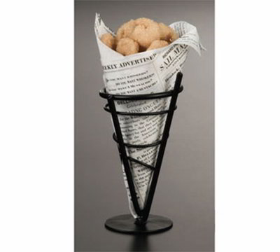 American Metalcraft MFC2 Mini Fry Basket, 7.25-in