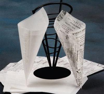 American Metalcraft PPRW1212 Flat Wax Paper, 12x12-in, White
