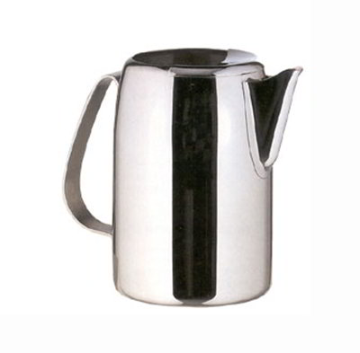 American Metalcraft SSWP70 Water Pitcher w/ 70-oz Capacity & Ice Guard, Mirror/Stainless