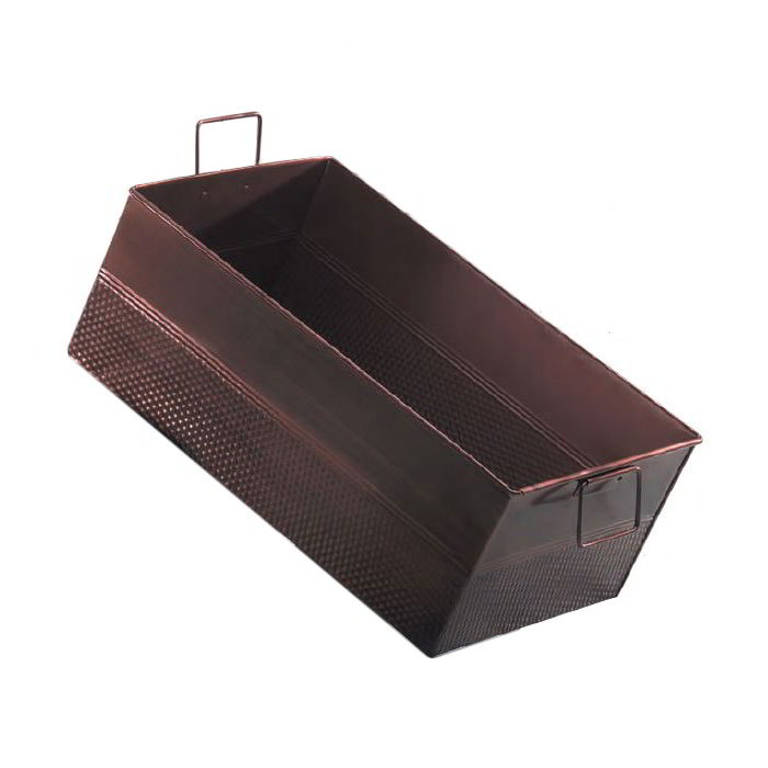 "American Metalcraft BEV1220 20.5"" Beverage Tub, Copper"