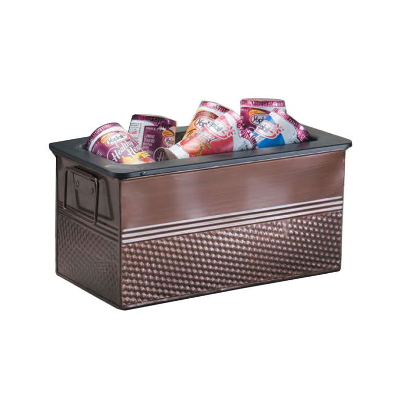 American Metalcraft BEVC655 6.25-in Beverage Tub, Copper