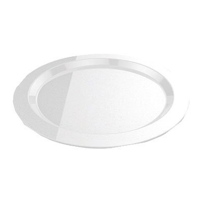 "American Metalcraft C362RP 14"" Round Plate for C362R, Porcelain"