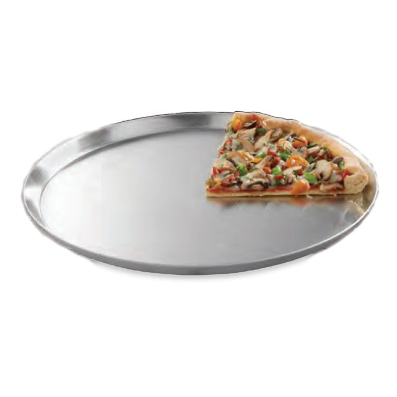 American Metalcraft CAR14 14-in Solid Pizza Pan, Aluminum