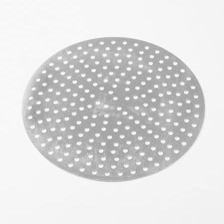 American Metalcraft CAR16P 16-in Round Perforated Pizza Pan, Aluminum