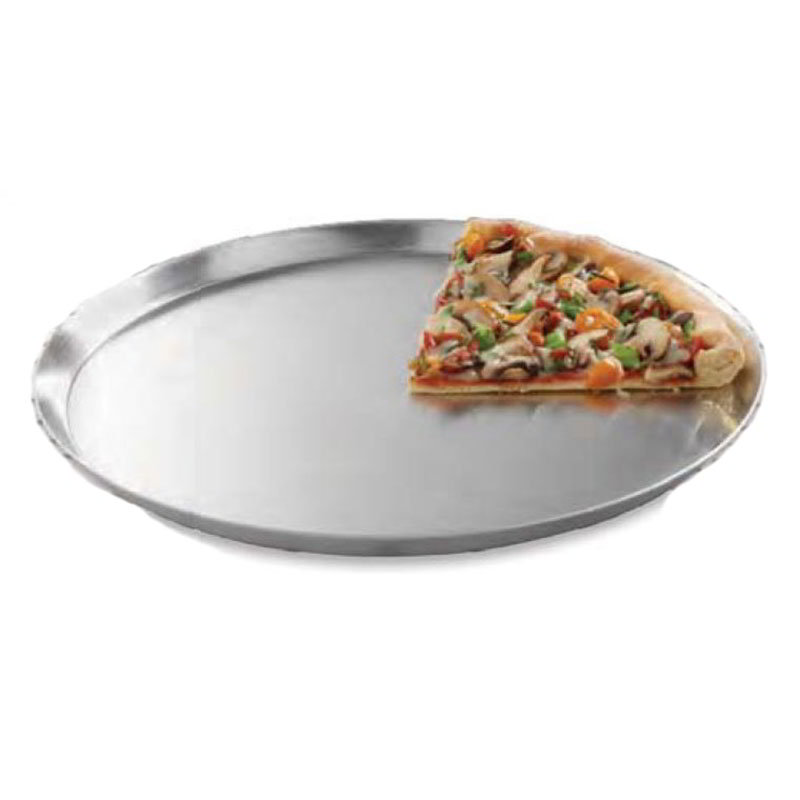 American Metalcraft CAR6 6-in Solid Pizza Pan, Aluminum