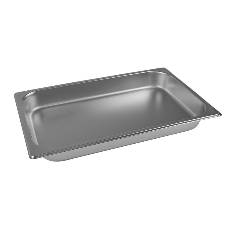 American Metalcraft CDFP55 Rectangular Chafer Food Pan, Stainless