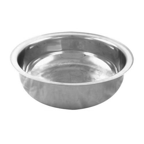 American Metalcraft CDWP18 Round Chafer Water & Food Pan For 7-qt, Stainless