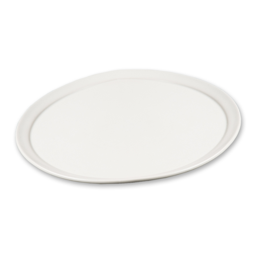 "American Metalcraft CERAM14 14"" Pizza Tray, Ceramic"