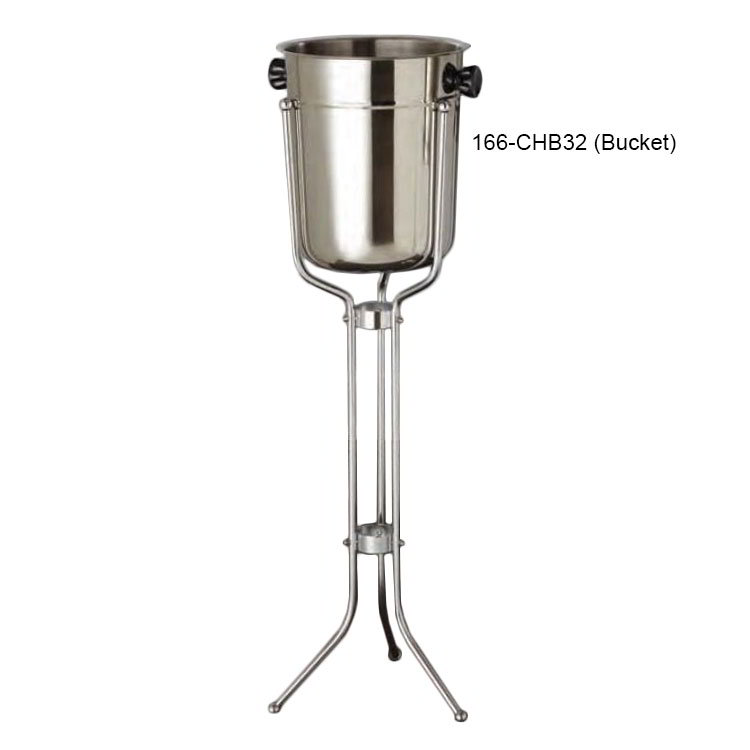 American Metalcraft CHB32 Champagne Bucket w/ 2-Bottle Capacity, Stainless