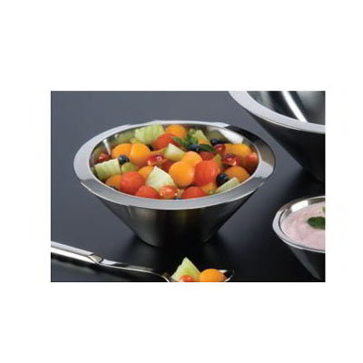 American Metalcraft CIB10 60-oz Conical Bowl, Stainless