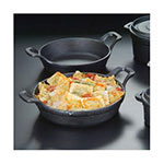 "American Metalcraft CIPR6250 6.25"" Baking Dish w/ 18.25-oz Capacity, Cast Iron"