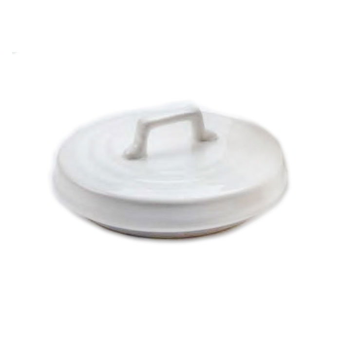 "American Metalcraft CLID 4"" Ceramic Lid w/ Handle for CPAIL"