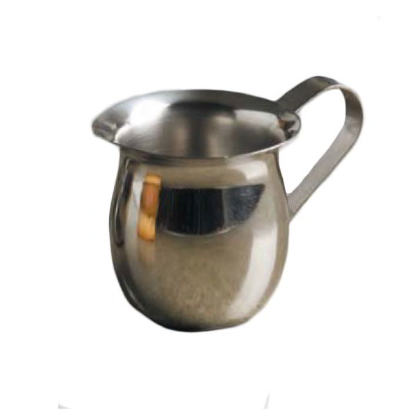 American Metalcraft CP300 Creamer w/ 3-oz Capacity & No Top, Mirror Finish, Stainless