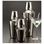 American Metalcraft CSJ116 3-Piece Cocktail Shaker Set w/ 16-oz Capacity, Stainless