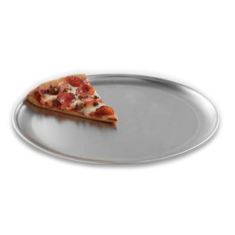 American Metalcraft CTP6 6-in Solid Pizza Pan, Coupe Style, Aluminum