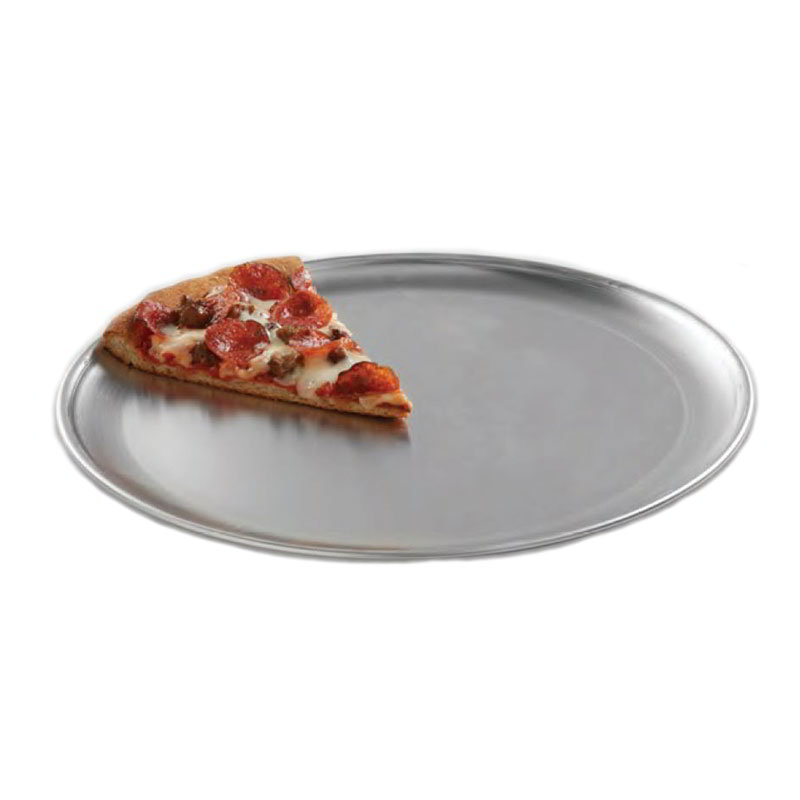 American Metalcraft CTP9 9-in Solid Pizza Pan, Coupe Style, Aluminum