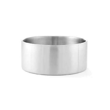 "American Metalcraft DWB10 10"" Straight Sided Bowl, Stainless"
