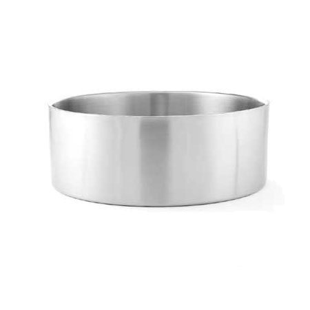 "American Metalcraft DWB14 14"" Straight Sided Bowl, Stainless"
