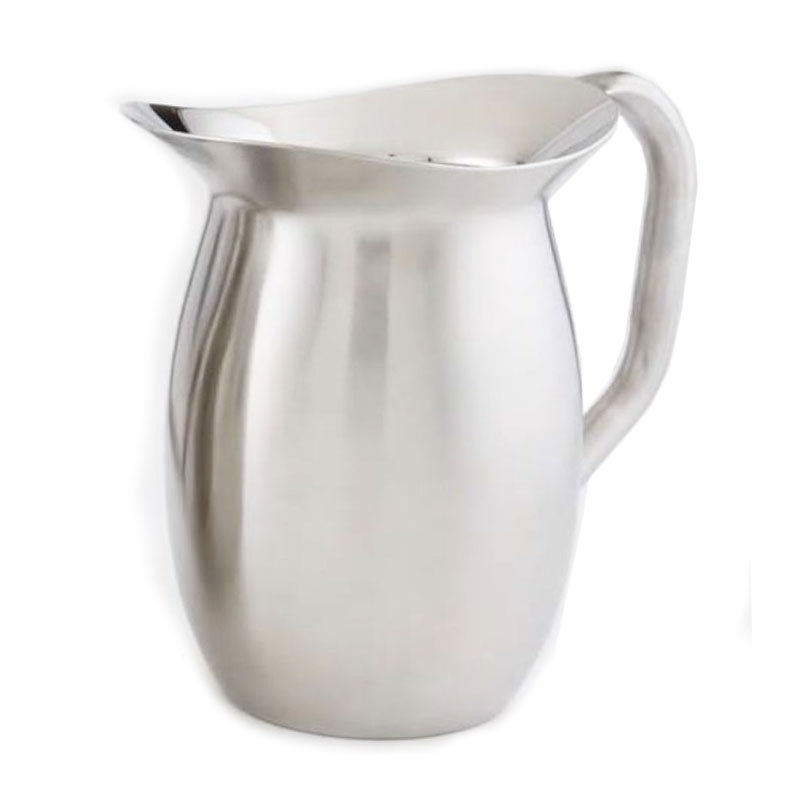 American Metalcraft DWPS64 Bell Pitcher w/ 64-oz Capacity, Satin Finish, Stainless
