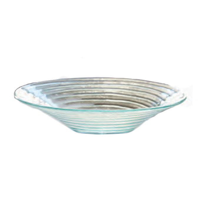 American Metalcraft GBG14 Glacier Bowl 14-3/4 in Dia. x 3 in Dee Restaurant Supply
