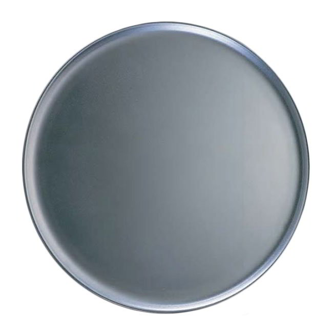 "American Metalcraft HACTP22 22"" Coupe Style Pizza Pan, Aluminum"