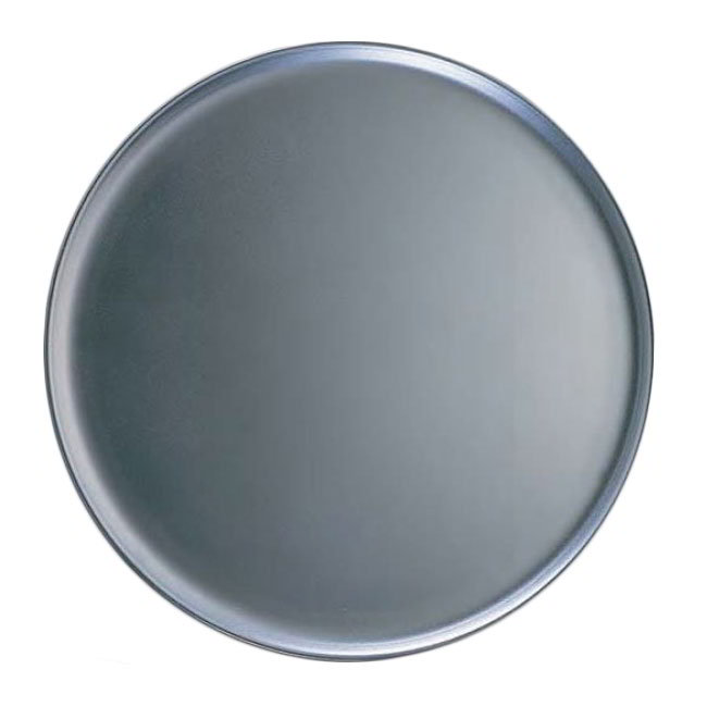 "American Metalcraft HACTP26 26"" Coupe Style Pizza Pan, Aluminum"