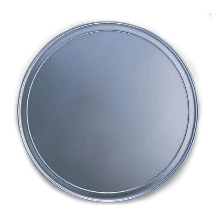 "American Metalcraft HATP10 10"" Wide Rim Pizza Pan, Aluminum"