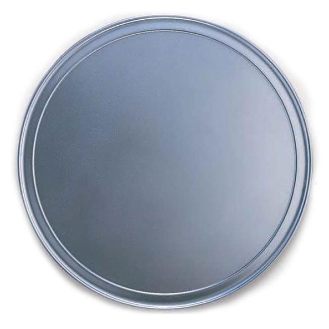 "American Metalcraft HATP19 19"" Wide Rim Pizza Pan, Aluminum"