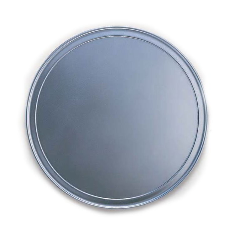 American Metalcraft HATP21 21-in Wide Rim Pizza Pan, Aluminum