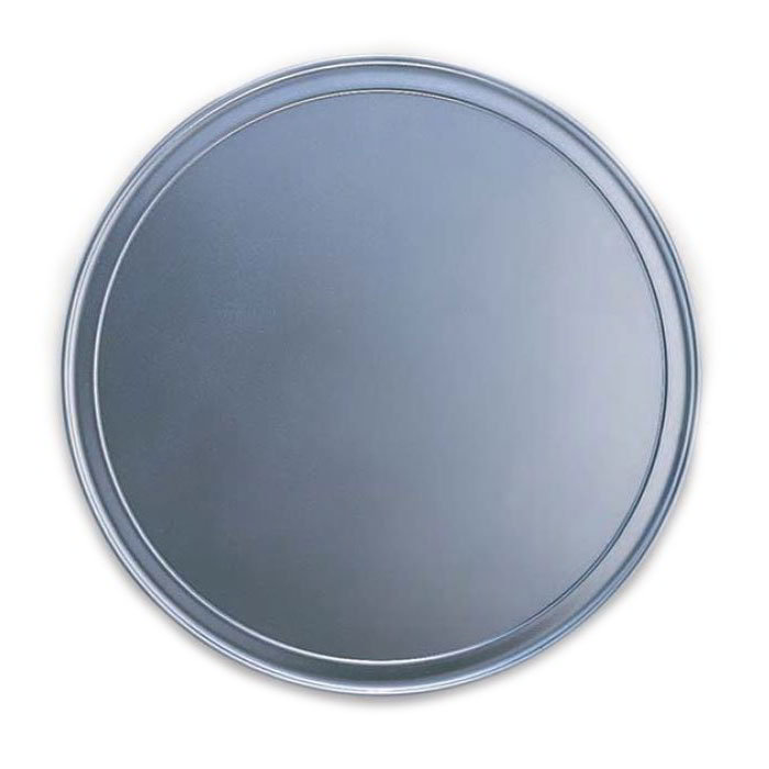 American Metalcraft HATP28 28-in Wide Rim Pizza Pan, Aluminum