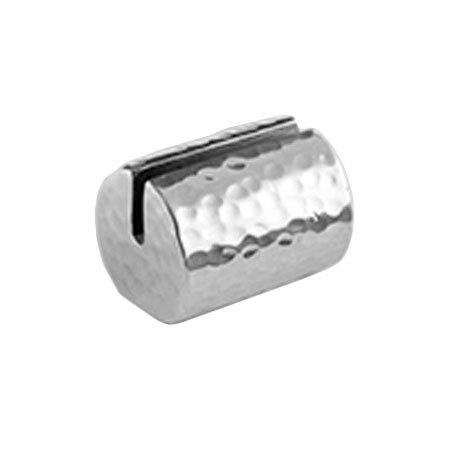 "American Metalcraft HCHL1 Cylinder Card Holder, 1-1/4"" x 7/8"" x 7/8"