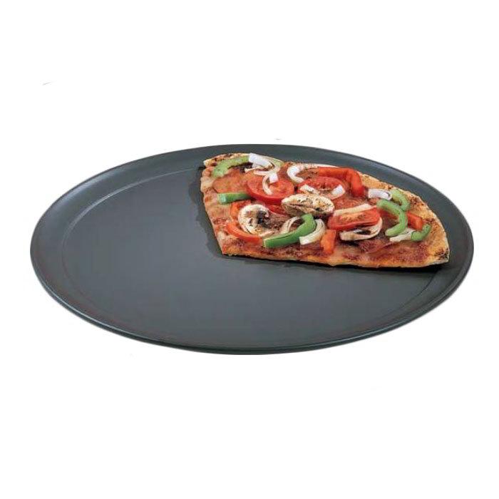 American Metalcraft HCTP13 13-in Wide Rim Pizza Pan, Hardcoat, Aluminum
