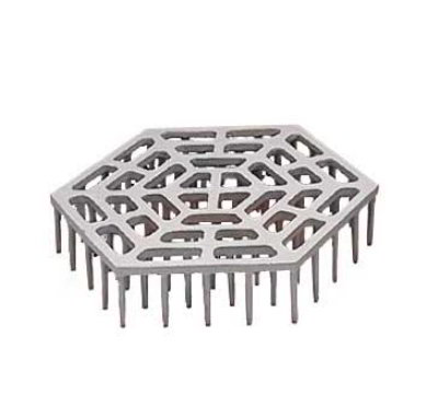 American Metalcraft HS121212 Heat Sink, Cast Aluminum, 64 Pins