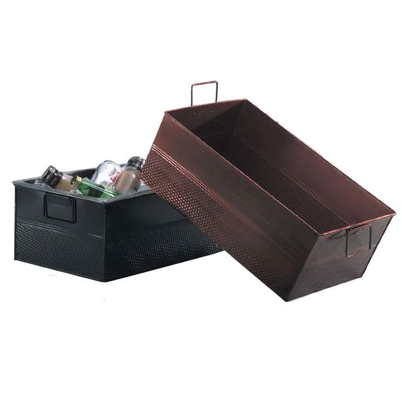 American Metalcraft IBT200 Beverage Tub Insert For BEV1220 & BEV820, Polycarbonate